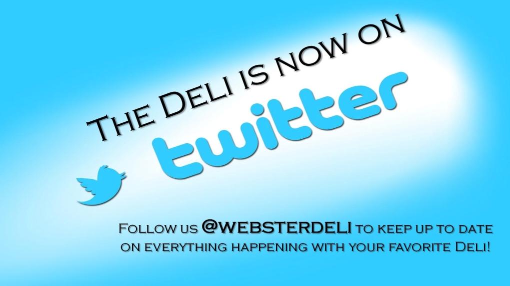 The Deli Twitter