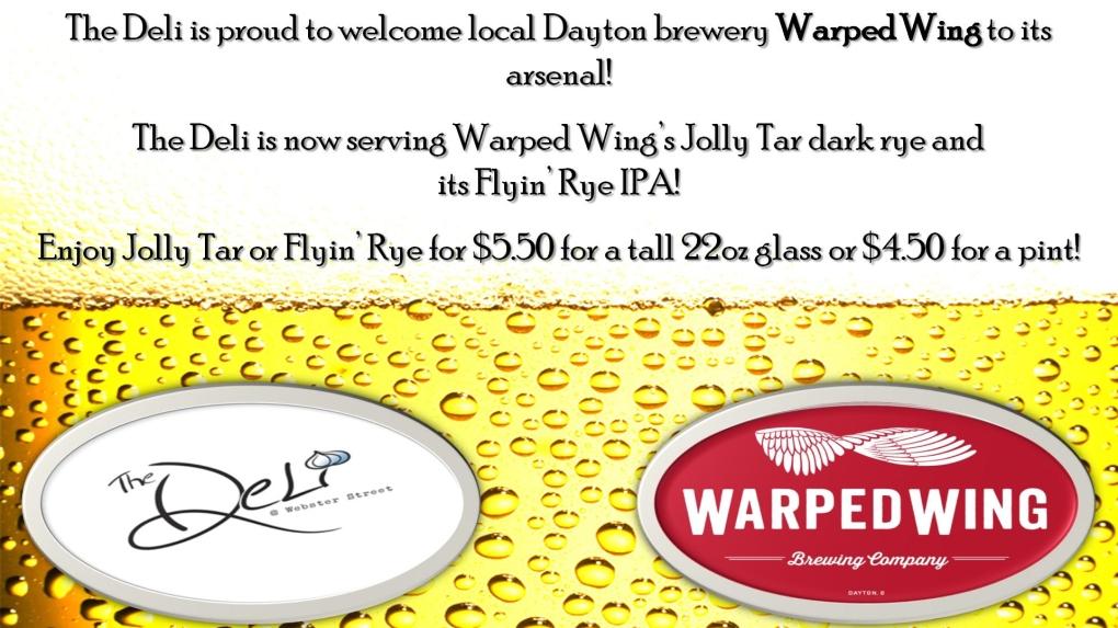Deli and Warped Wing