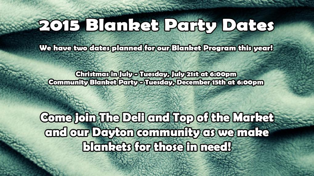 Blanket Program