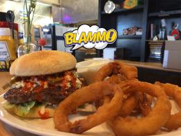 Blammo Burger