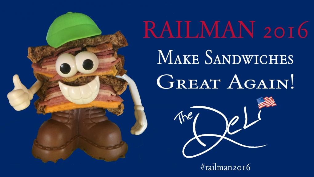 Railman 2016