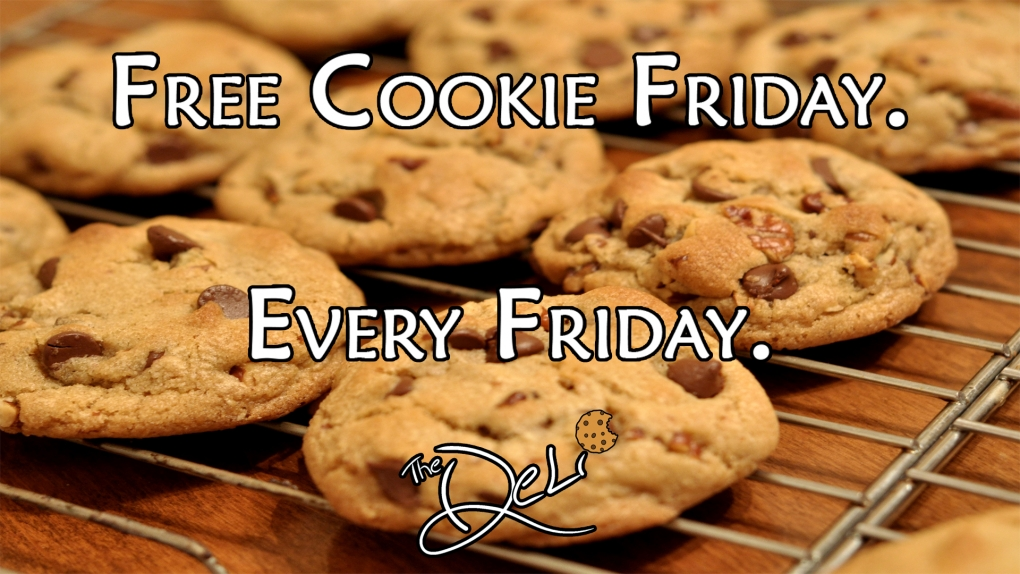 Free Cookie Friday